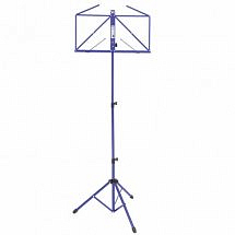 Kinsman Deluxe Music Stand And Bag-Dark Purple