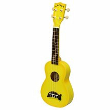 Makala MK-SD Soprano Ukulele (Yellow)