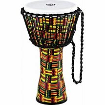 Meinl PADJ5 MF Rope Tuned Travel Series 10″ Djembe