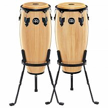 Meinl Percussion Headliner 10″/11″ Conga Set, Natural