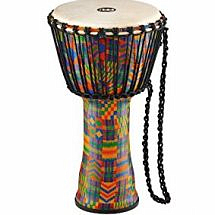 Meinl PADJ2 MG Rope Tuned Travel Series 10″ Djembe