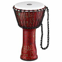 Meinl PADJ1 MG Rope Tuned Travel Series 10″ Djembe