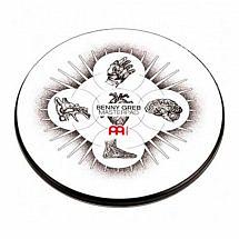 "Meinl 6"" Benny Greb Design Masterpad Drum Practice Pad"
