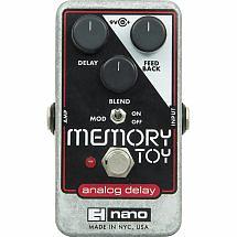 Electro Harmonix Memory Toy Echo Chorus Nano Pedal