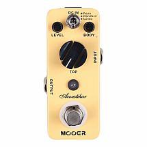 Mooer Acoustikar Acoustic Guitar Simulator Pedal