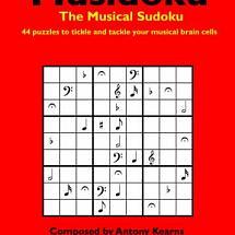 A. KEARNS: MUSIDOKU OPUS 1 (MUSICAL SUDOKU)