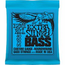 Ernie Ball Slinky Bass Strings (Nickel Wound)