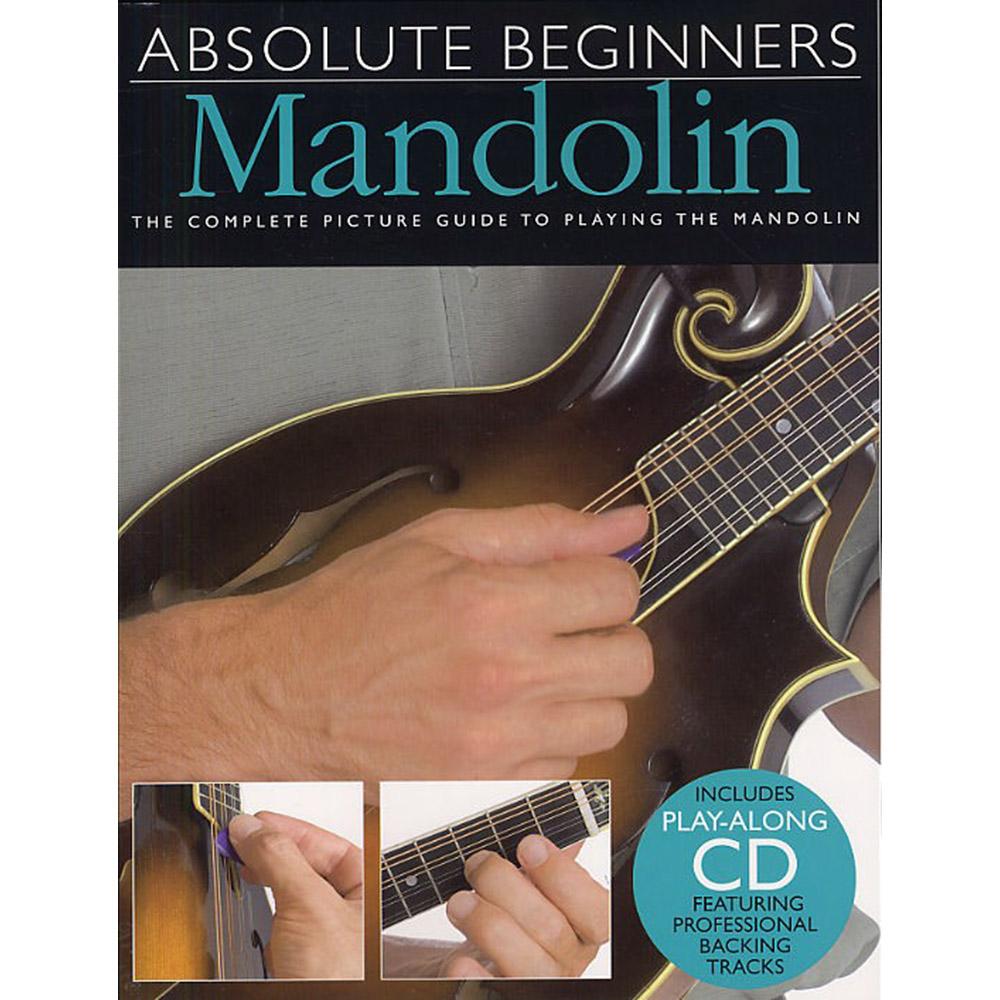Absolute Beginners Mandolin