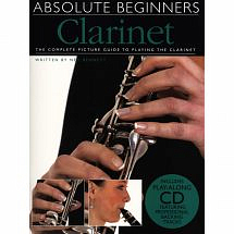 Absolute Beginners Clarinet