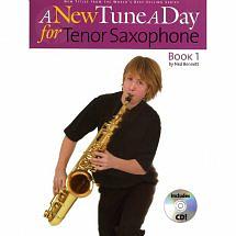A New Tune a Day for Tenor Sax
