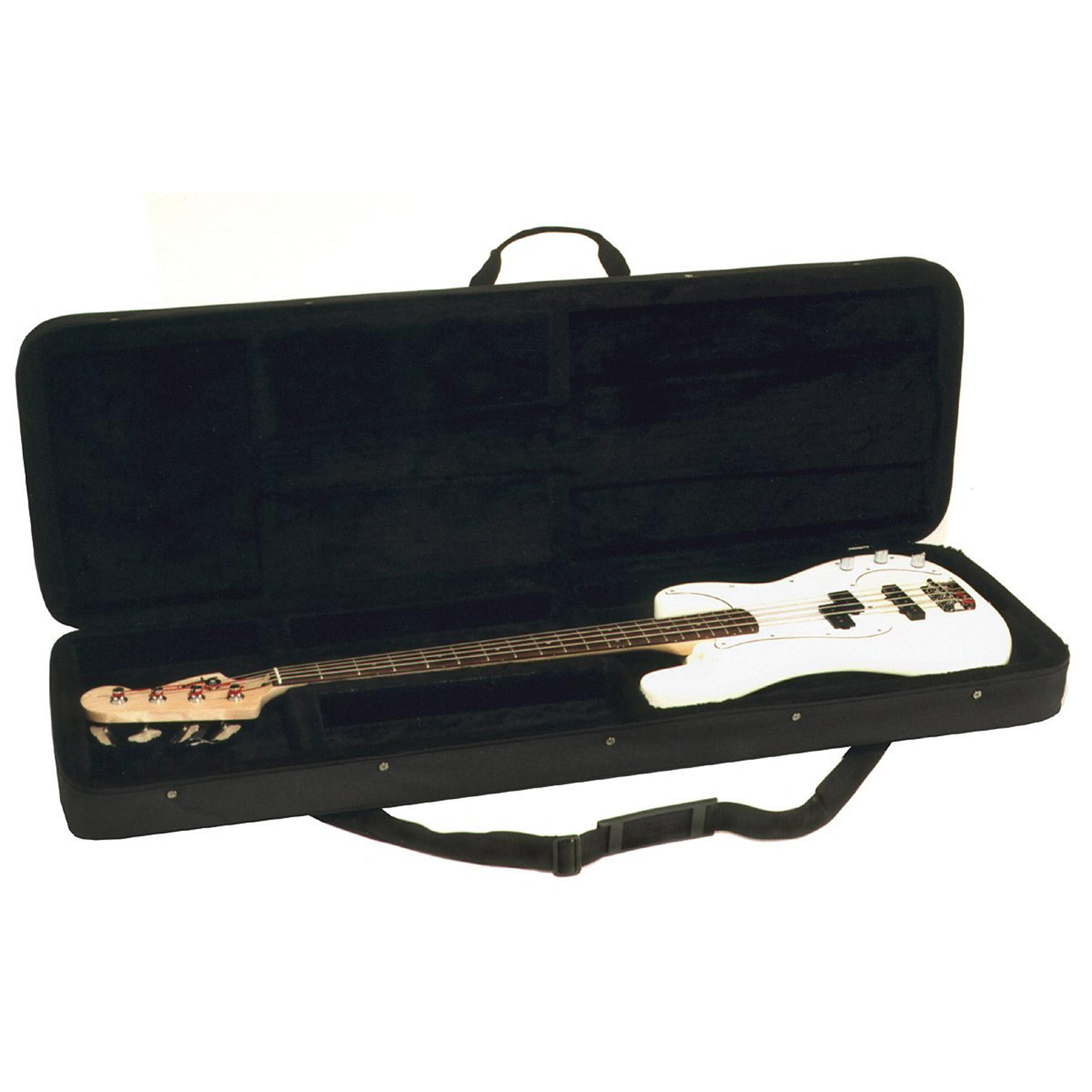 gator lightweight hybrid hard case bass guitar music world. Black Bedroom Furniture Sets. Home Design Ideas