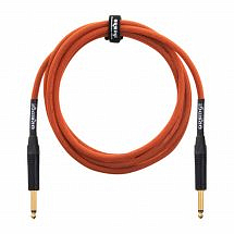 Orange 10ft/3m Woven Guitar Cable