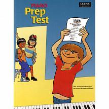 Piano Prep Test
