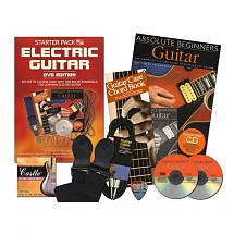 Electric Guitar Starter Pack