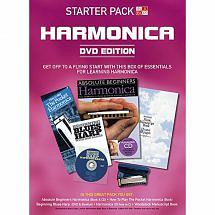 Harmonica Starter Pack