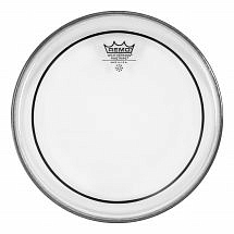 "Remo Pinstripe Clear 10"" Drum Skin"