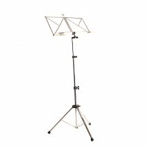 Kinsman Music Stand (Chrome)
