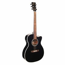 Sigma 000MC-1STE Electro Acoustic (Black)