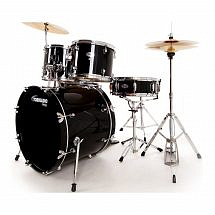 Mapex Tornado 'Fusion' Drum Kit (Black)