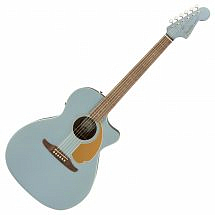 Fender Newporter Player Electro Acoustic Ice Blue Satin