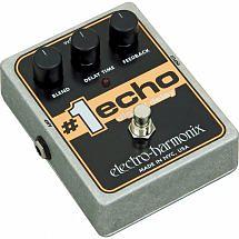 Electro Harmonix Number 1 Echo Digital Delay