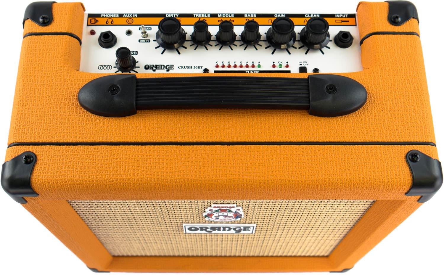 orange crush 20rt 20w guitar amp combo music world. Black Bedroom Furniture Sets. Home Design Ideas
