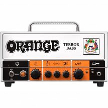 Orange Terror 500W Hybrid Bass Head