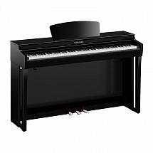 Yamaha CLP 725 Digital Piano, Polished Ebony