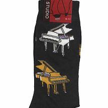 Grand Piano Socks (Size 6-11)