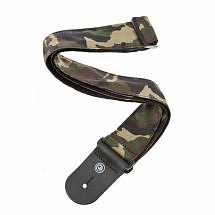 Planet Waves Camouflage Guitar Strap