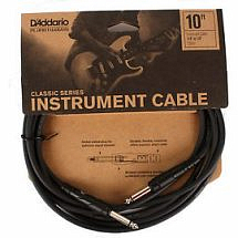 Planet Waves Classic Series 1/4″ Instrument cable 10ft