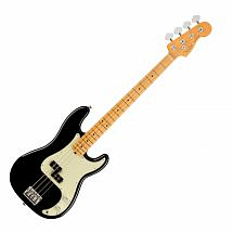 Fender American Professional II Precision Bass MN, Black
