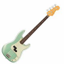 Fender American Professional II Precision Bass RW, Mystic Surf Green