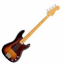 Fender American Professional II Precision Bass MN, 3-Tone Sunburst