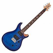 PRS SE Custom 24, Faded Blue Burst