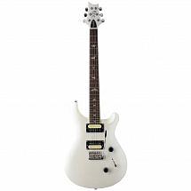 PRS SE Standard 24 Ltd Edition in White Pearl