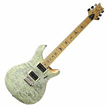 PRS SE Custom 24 Ltd Edition Trampas Green Roasted Maple Neck