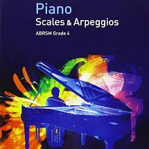 Piano Scales & Arpeggios Grade 4