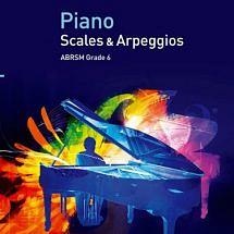 Piano Scales & Arpeggios Grade 6
