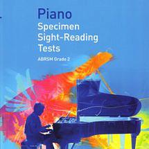 Piano Specimen Sight-Reading Tests Grade 2