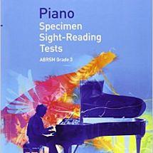 Piano Specimen Sight-Reading Tests Grade 3