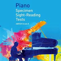 Piano Specimen Sight-Reading Tests Grade 8