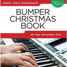 Really Easy Keyboard Bumper Christmas Book