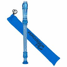 Percussion Plus Recorder Blue