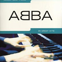 Abba:Really Easy Piano Series