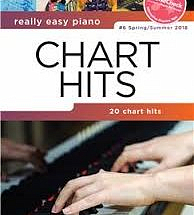 Chart Hits 6:Really Easy Piano Series (2018)