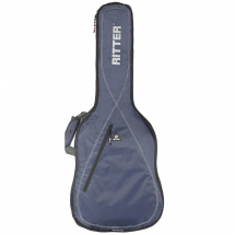 Ritter Performance RGP2-E Electric Guitar Gig Bag, Navy/Grey