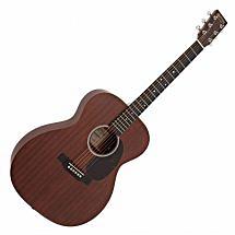 Martin 000-10E Electro Acoustic, Sapele w/ Fishman MX-T