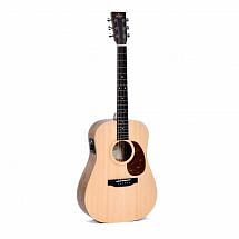 Sigma DSME Electric Acoustic Guitar