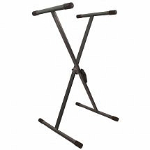 TGI Single Braced Keyboard Stand